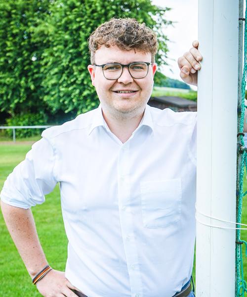 Julian Gerber bleibt CDU-Fraktionschef